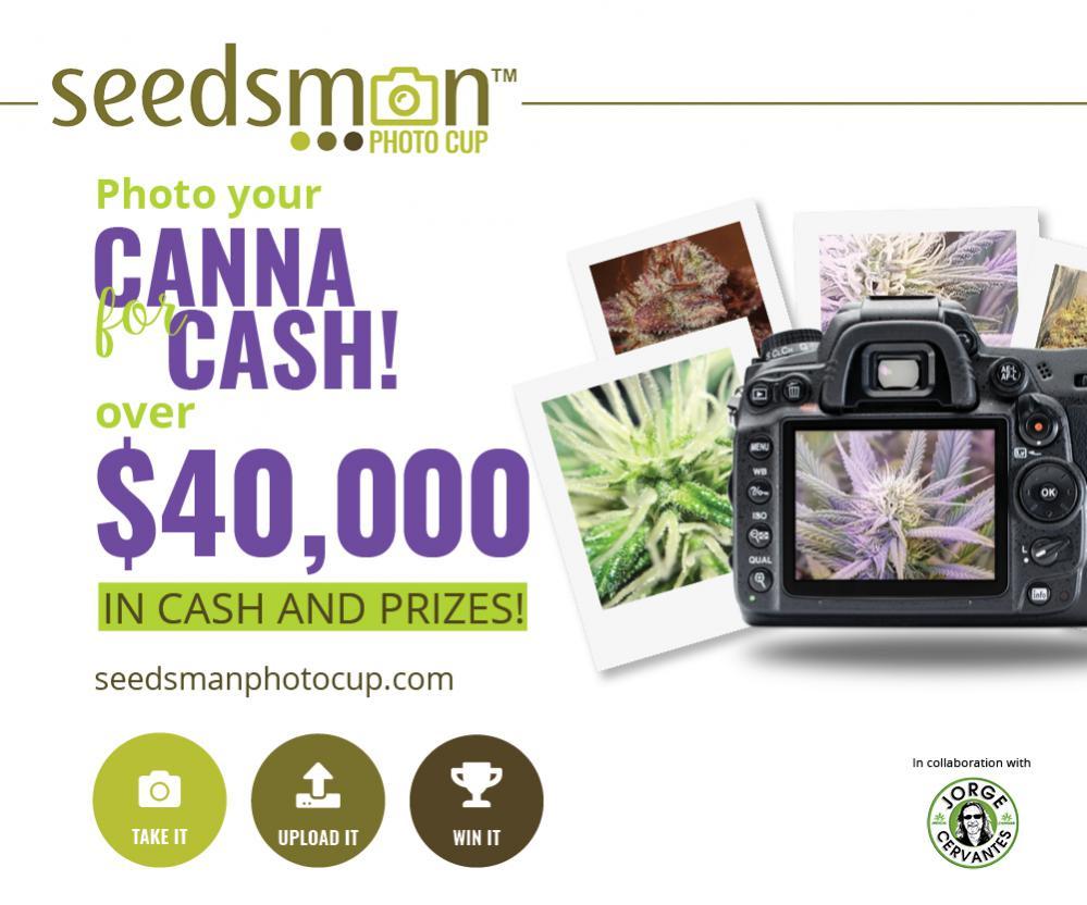 Seedsman Photo Cup